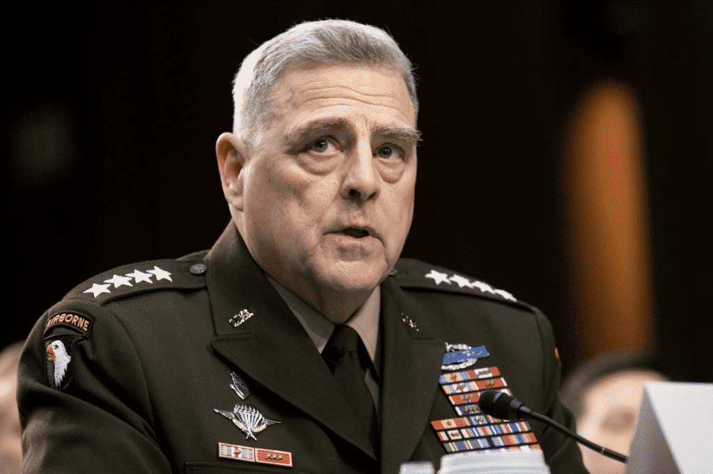 Image for Milley Testifies: Congress Grills General on Afghanistan Withdrawal, China Calls.